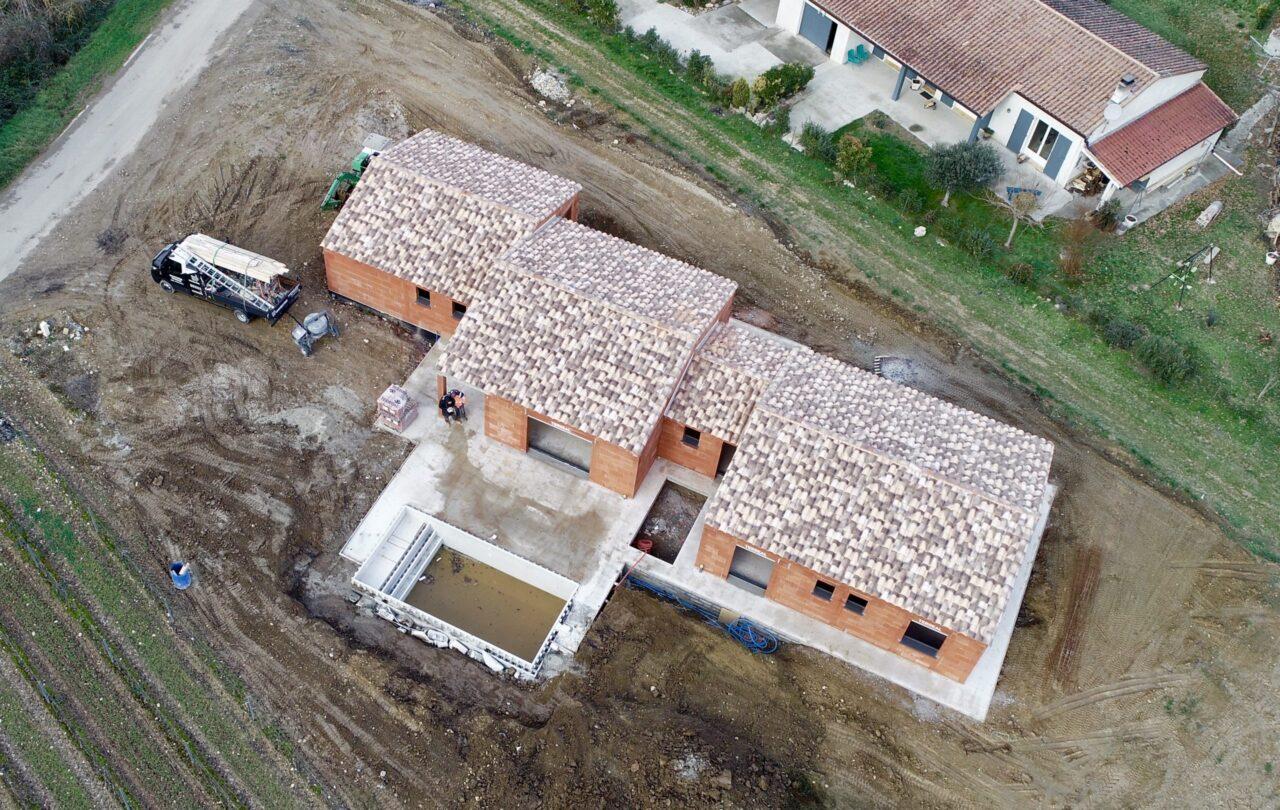 Construction d'une maison à Limoux dans l'aude 11000 | SP Construction Carcassonne