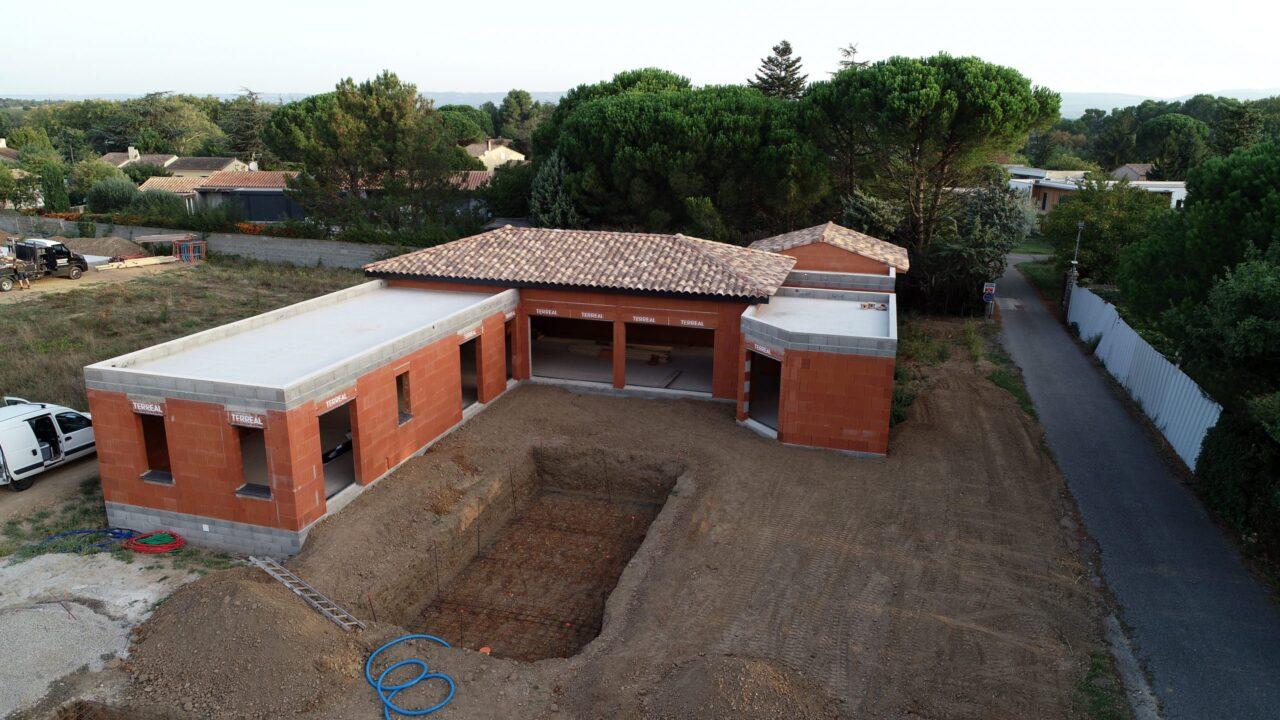 Construction de maison individuelle à Carcassonne dans l'aude 11000 | SP Construction Carcassonne