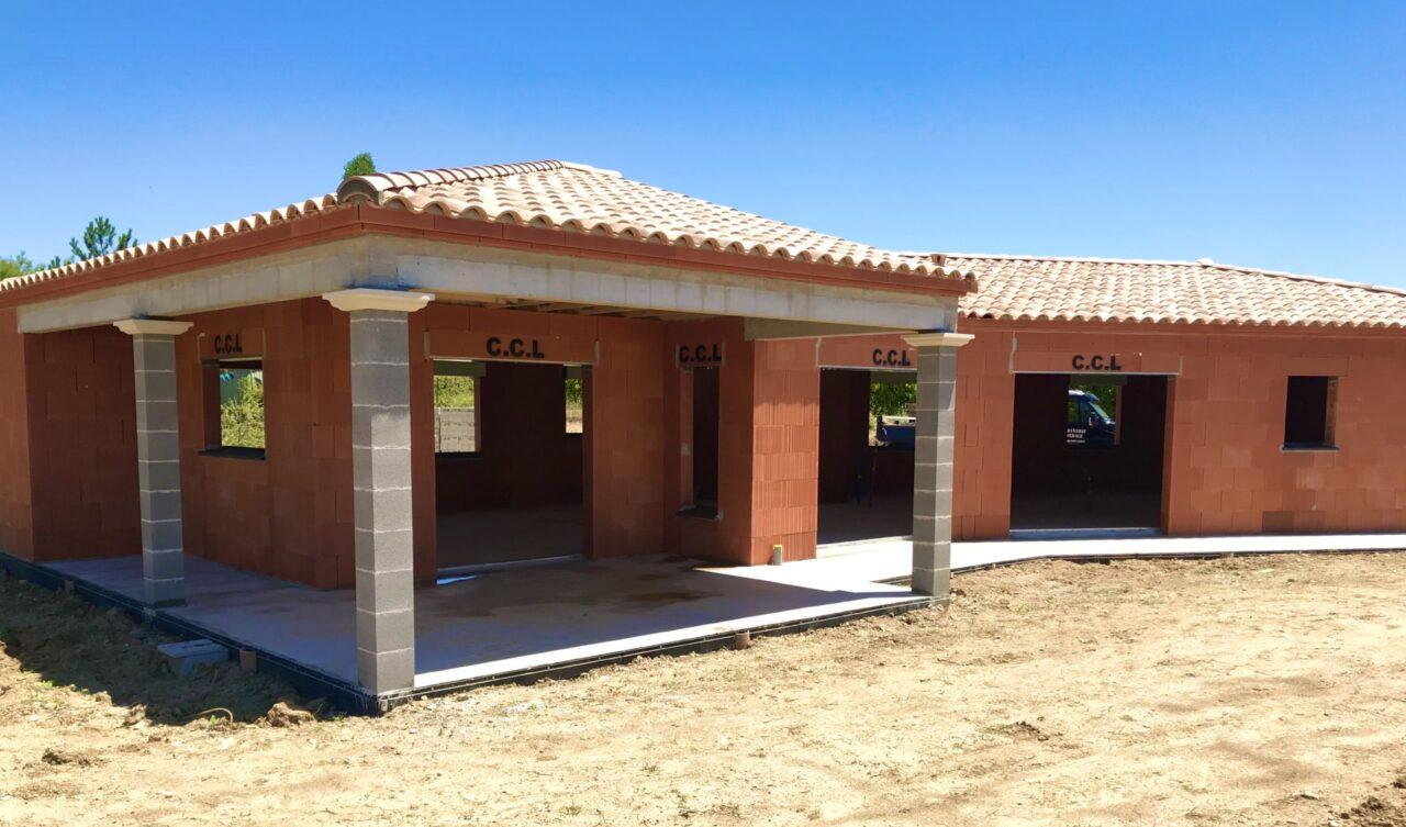 Construction de maison individuelle à Pezens dans l'aude 11000 | SP Construction Carcassonne