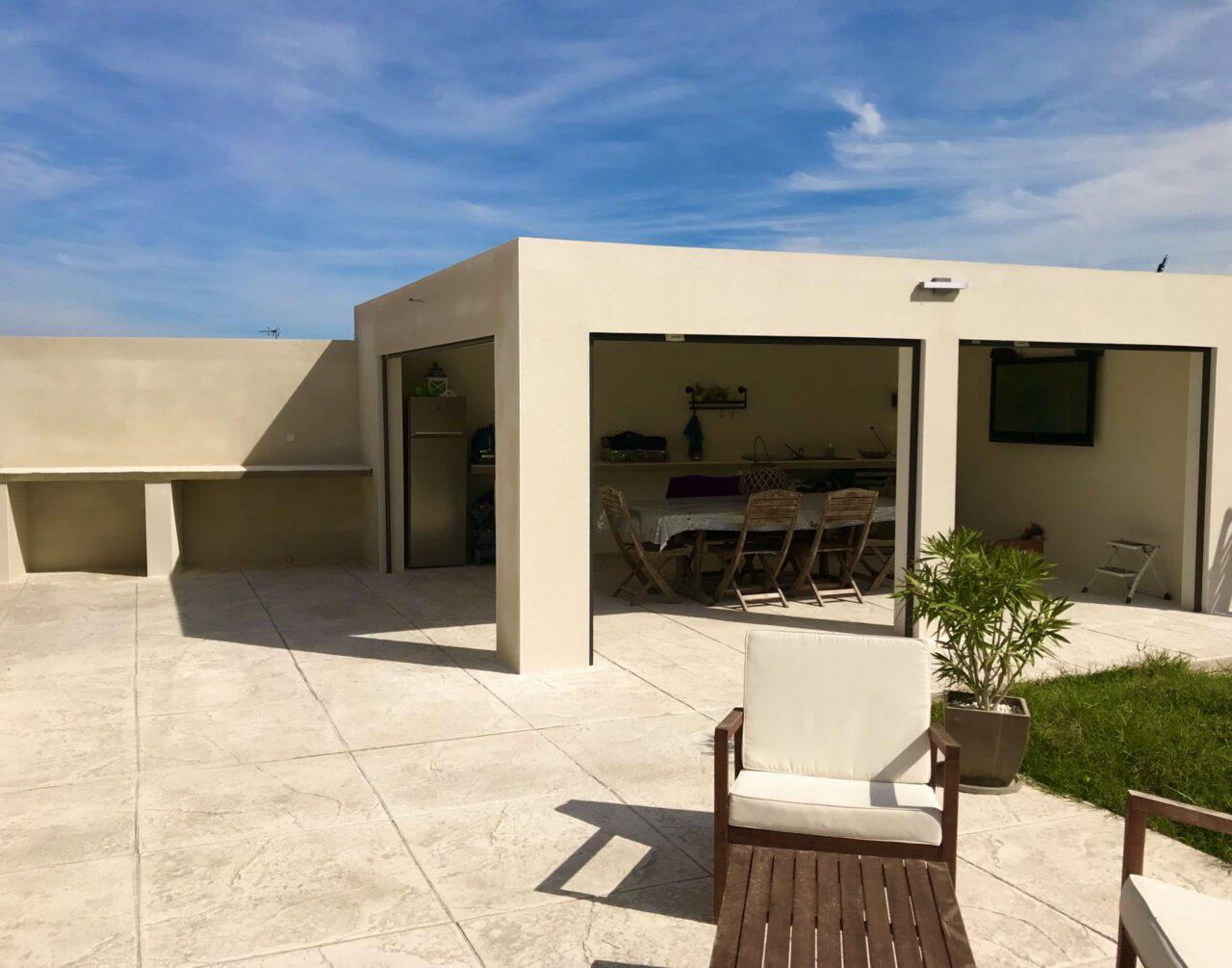 Construction d'un Pool House à Villesèquelande dans l'Aude   Sp Construction Carcassonne