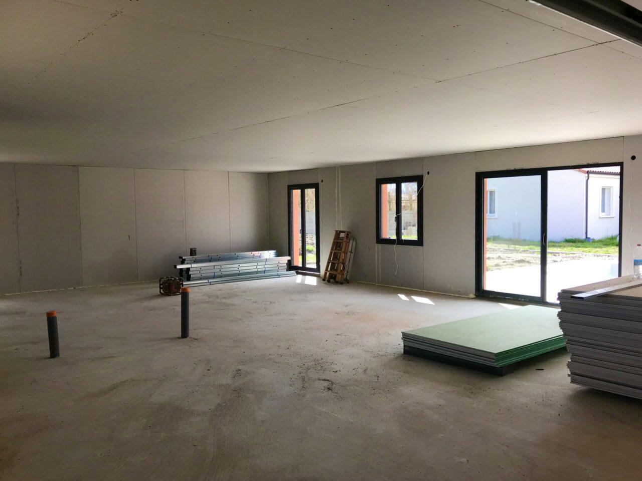 Construction d'une Maison individuelle à Arzens dans l'Aude   Sp Construction Carcassonne