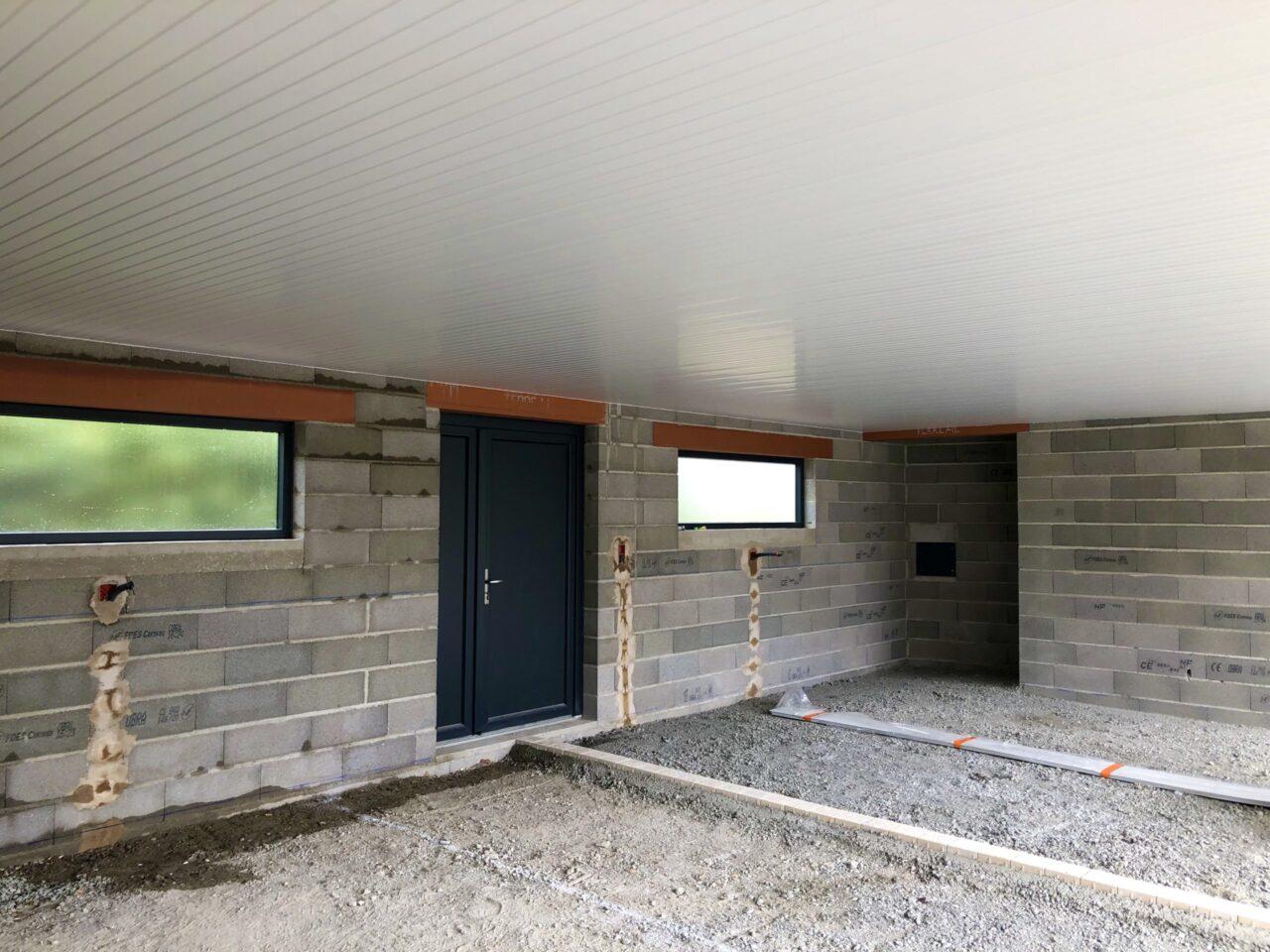 Isolation Placoplatre d'une maison à St Eulalie dans l'aude 11000 | SP Construction Carcassonne
